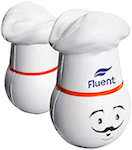 Chef Mad Cap Stress Balls